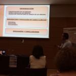Comunicación oral en el Congreso de Avepa. Toledo 2015