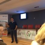 Conferencia en el Colegio de Veterinarios de Córdoba